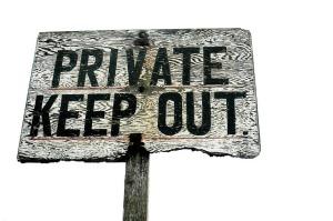 Private!